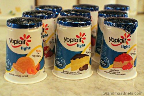 yoplait light flavors