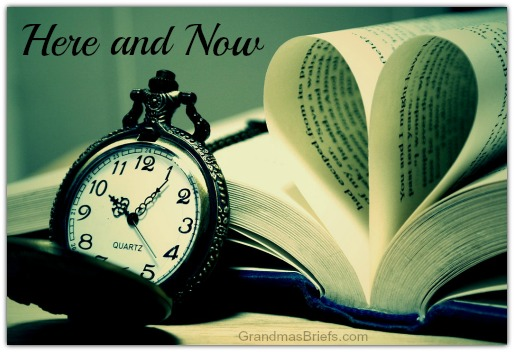 here and now graphic