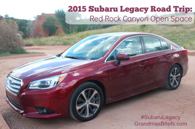 #SubaruLegacy Red Rock Canyon
