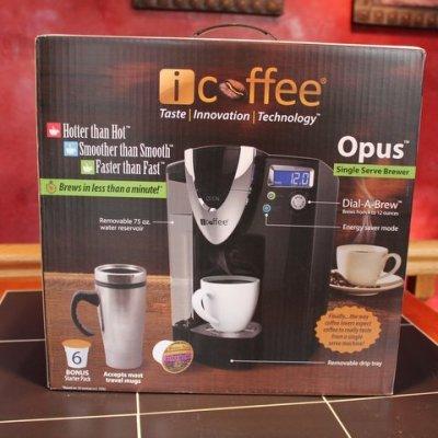 iCoffee Opus