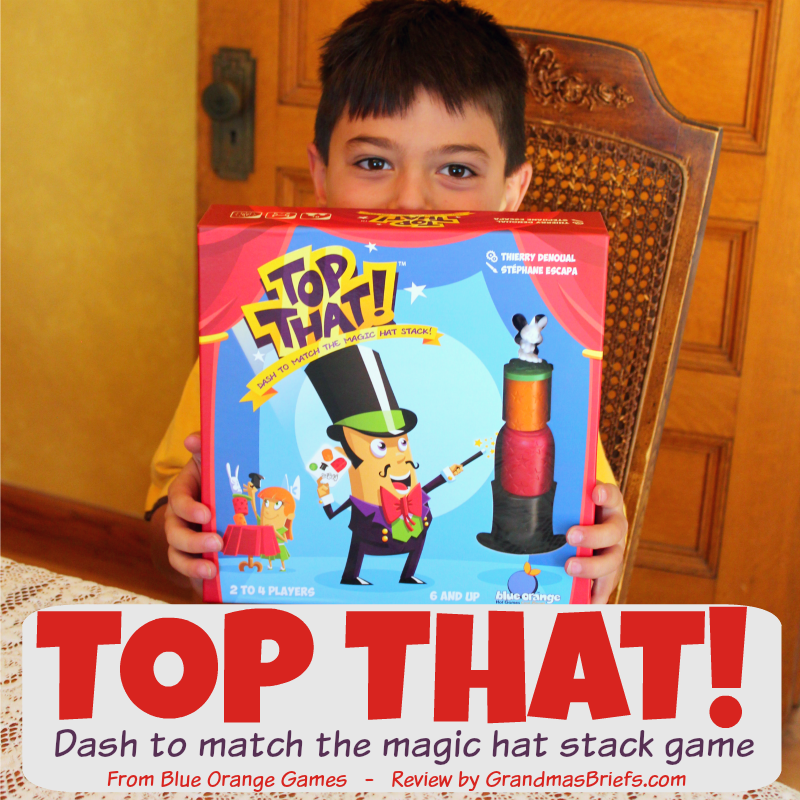 top that! from blue orange games