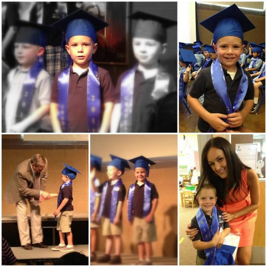 preK graduation ceremony