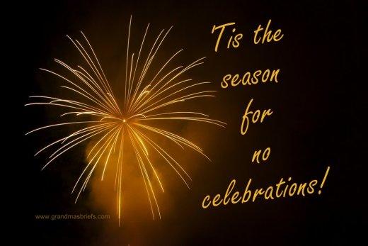 no-celebration celebration