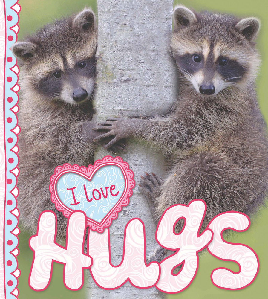 i love hugs book