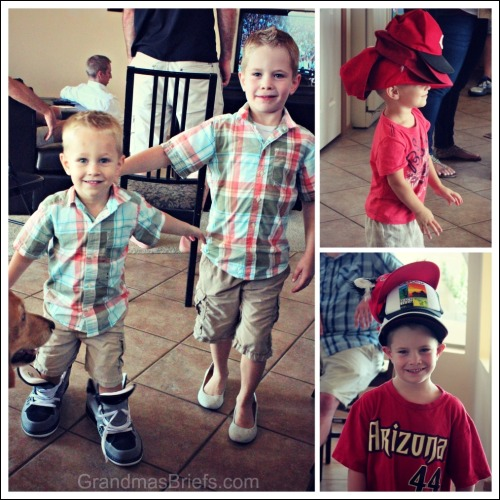 goofy grandsons
