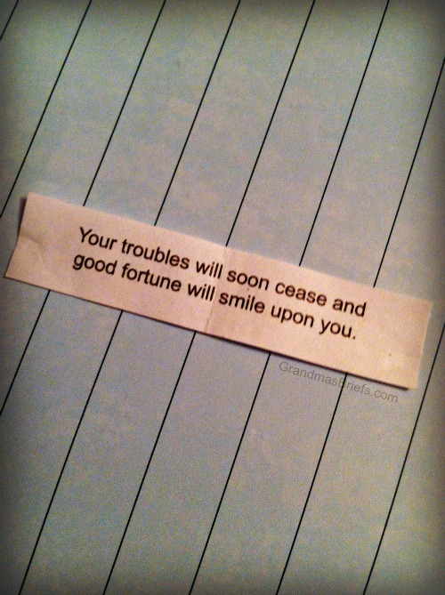 good fortune for 2016