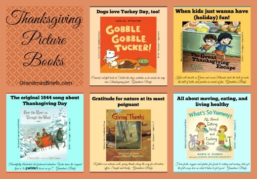 thanksgiving picture books from Candlewick