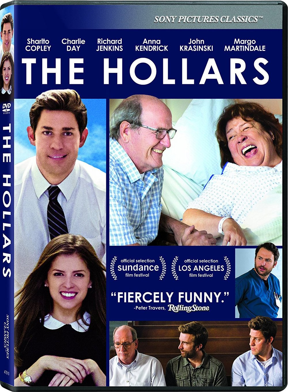 the hollars on DVD