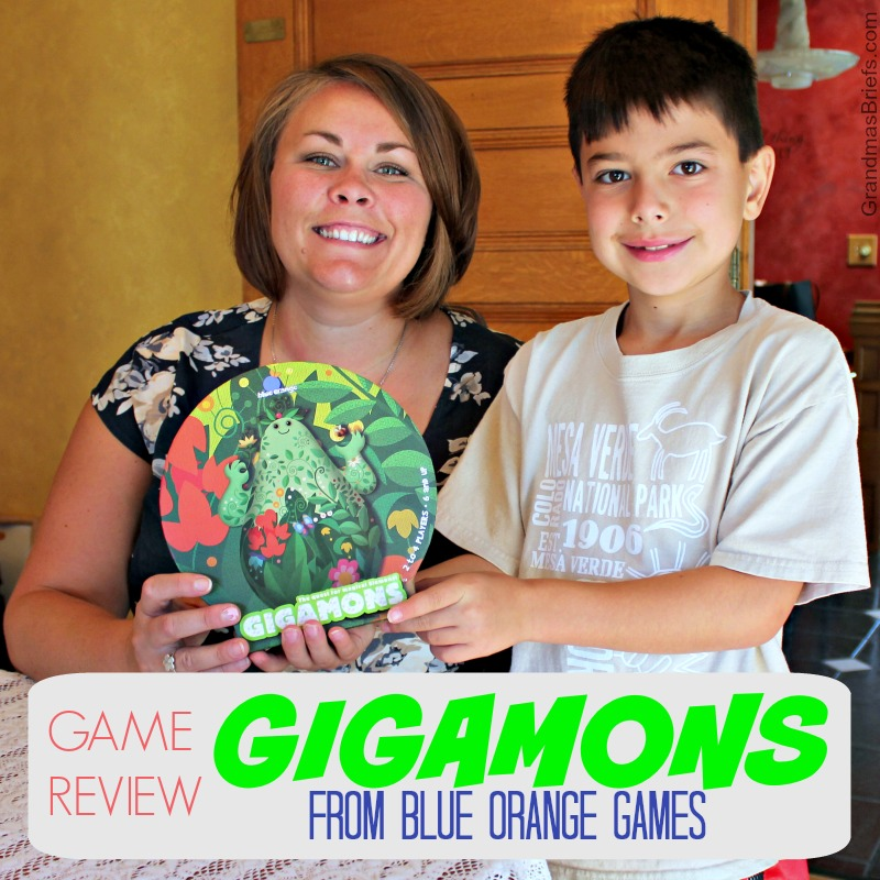 gigamons game review