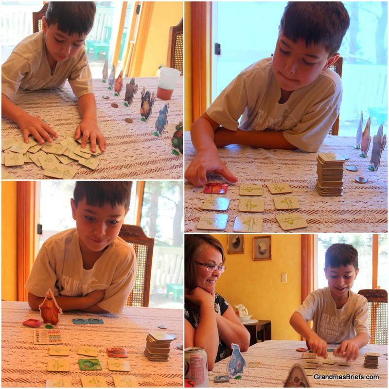 gigamons game