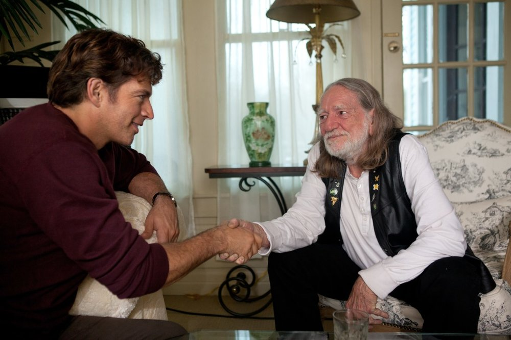 harry connick jr and willie nelson