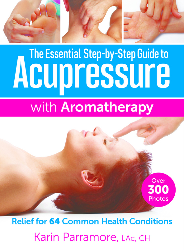 acupressure and aromatherapy