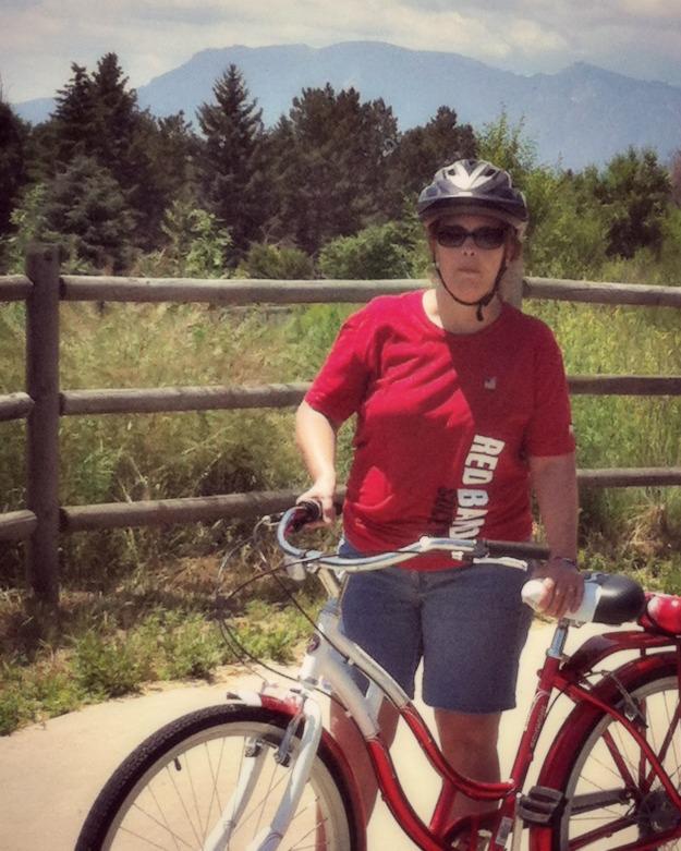 baby boomer bike ride