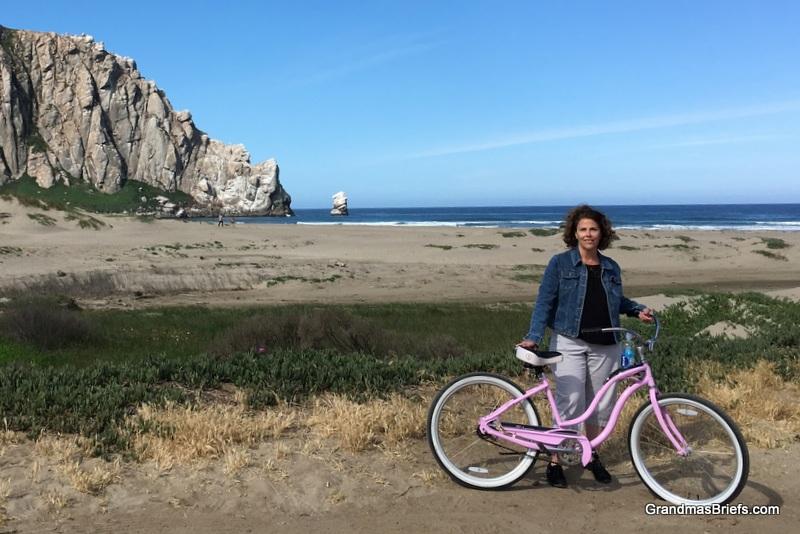 morro bay bike ride