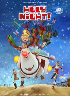 Holy Night! animated film
