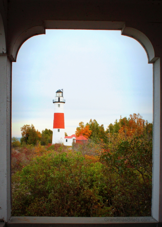 Middle Island Lighthouse Michigan