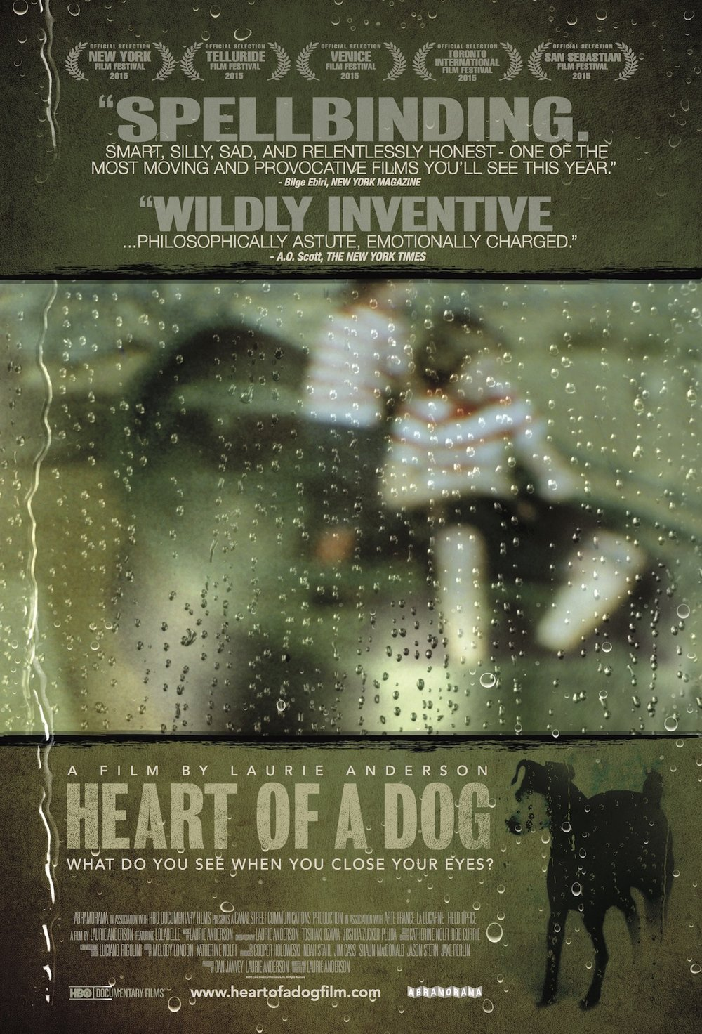 heart of a dog film