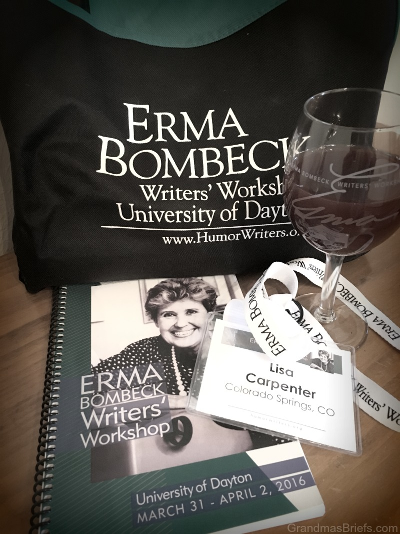 Erma Bombeck Writers' Workshop 2016 recap