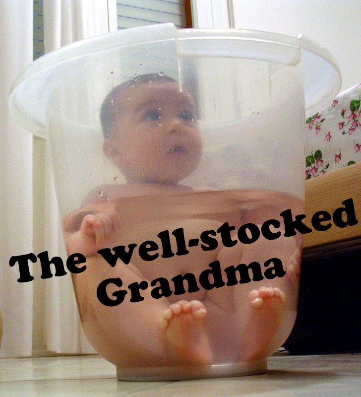 Grandma\'s Briefs — Home — The well-stocked grandma: What grandmas need