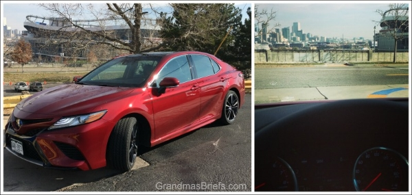 Doing Denver in the 2018 Toyota Camry XSE