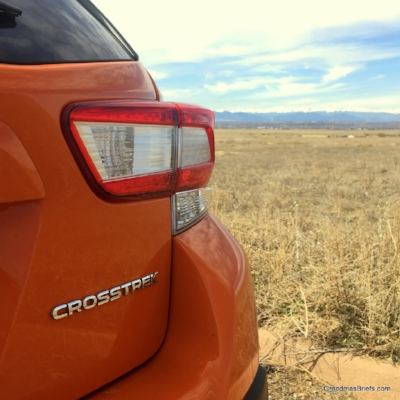 2018 Subaru Crosstrek tail.jpg