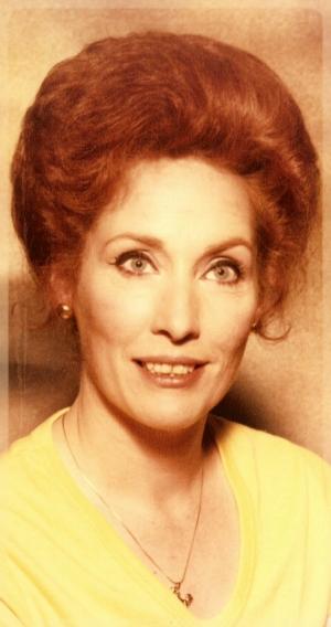 My beautiful mom — Patricia Ann Kelly