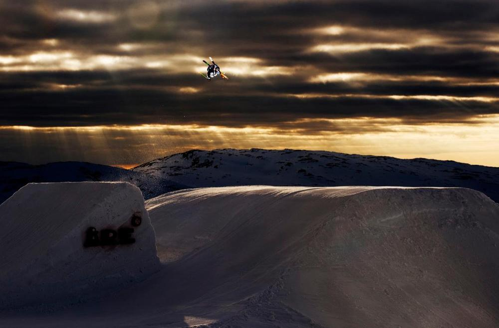 © Mattias Fredriksson // Athlete: Henrik Harlaut // Location: Åre, Sweden