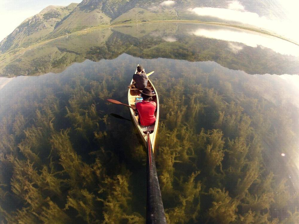 Nice GoPro shot by Cristian Perrella in the south of Italy.