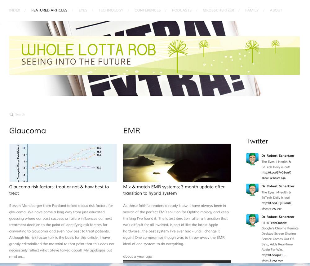 WholeLottaRob.com v6!