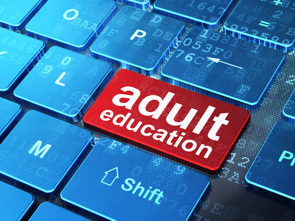 Ged programs for adults