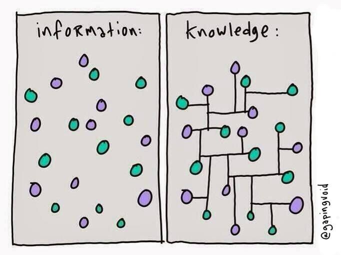 gapingvoid information knowledge.jpg