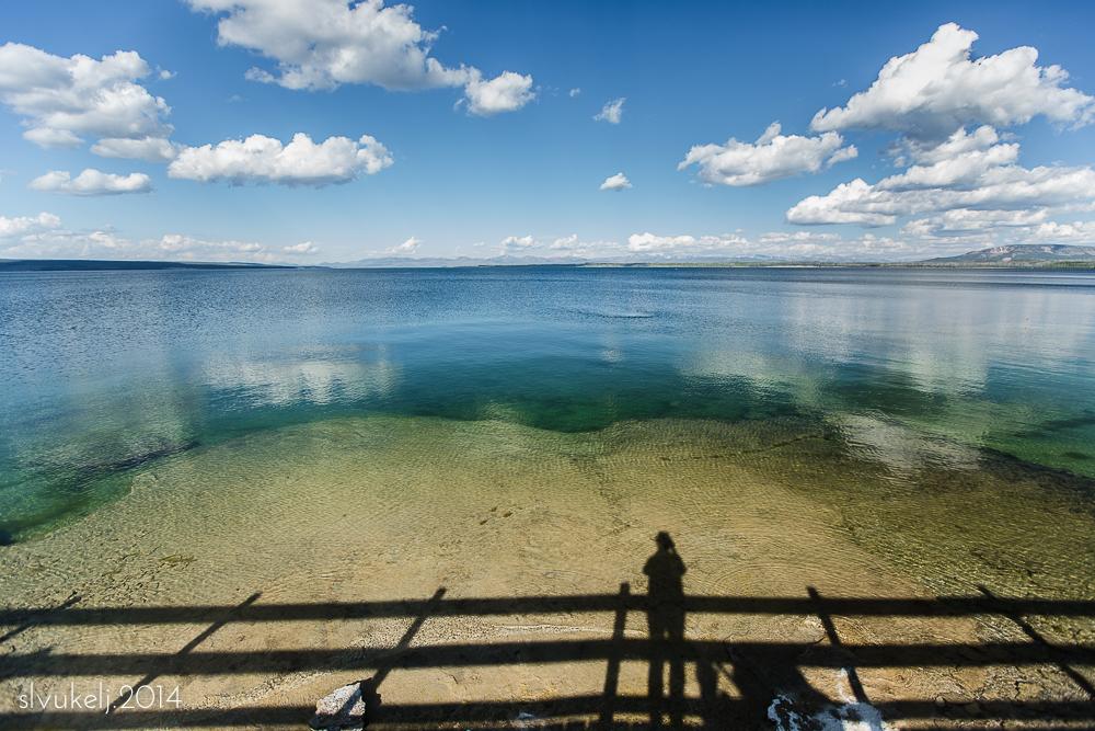 Yellowstone Lake - Yellowstone National Park, WY