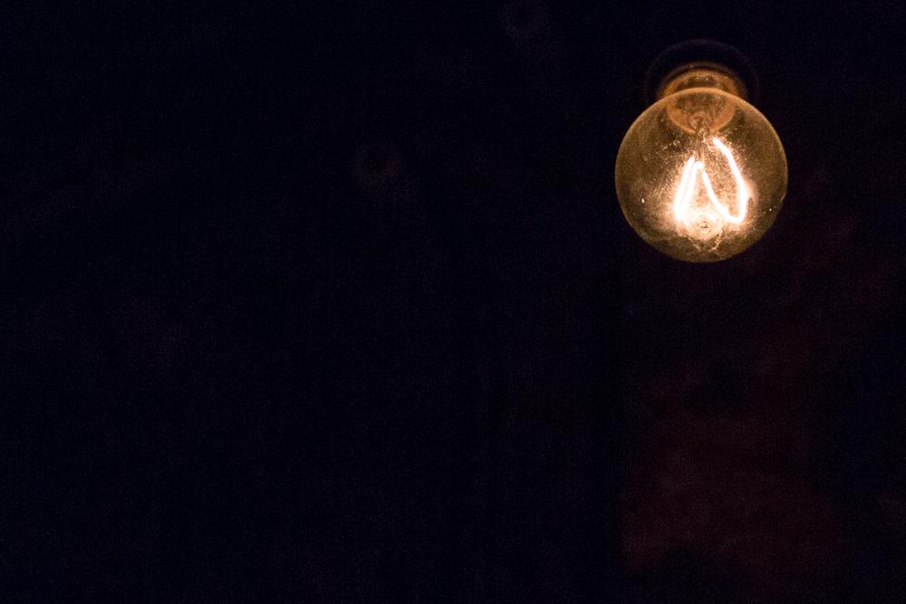 Replica Edison Bulb - Historic Lighting in Glenwood Caverns