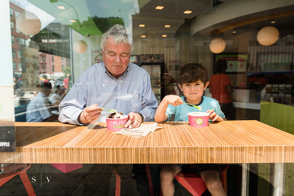 Day 17 - Theory of Relativity: Pa + J = ice cream