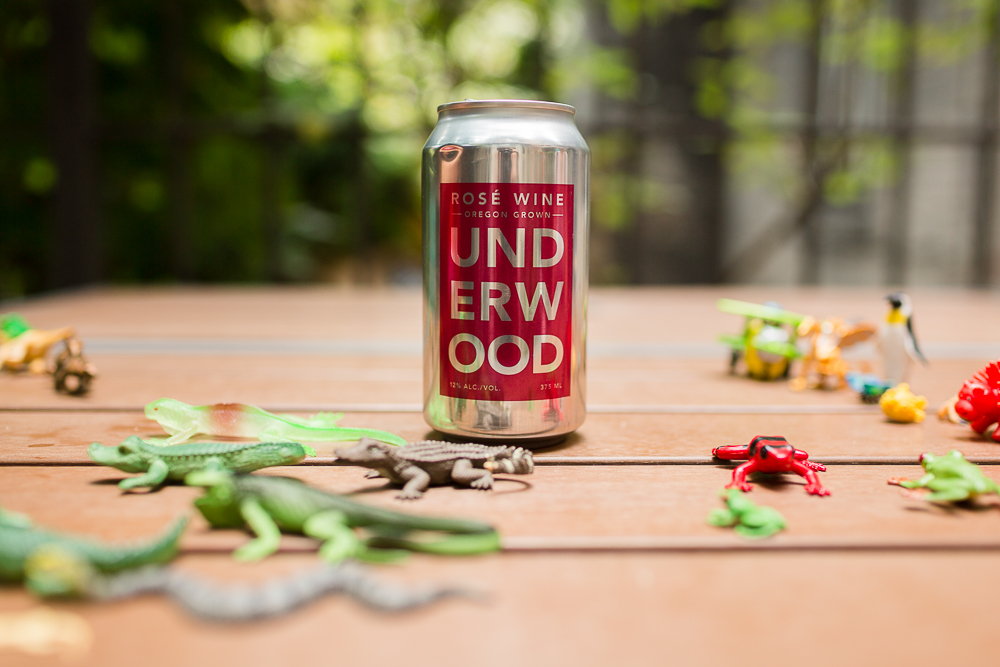 Wine in a can? Why not?