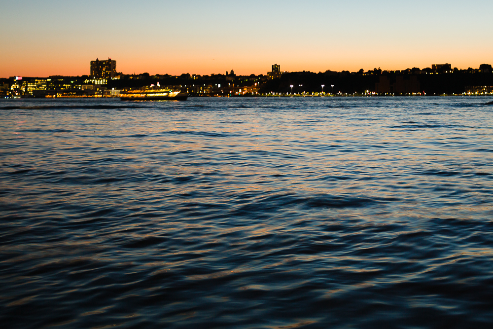 Day 35 - Hudson River
