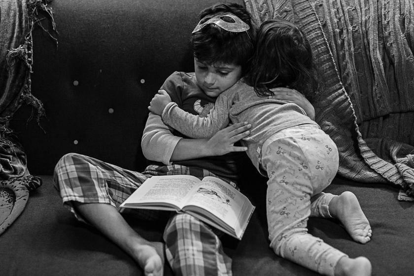 Day 29 - Bedtime Hugs