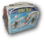 My StarTrek Lunchbox (1968)