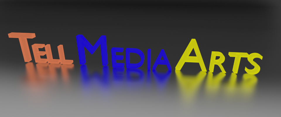 Tell Media Arts Logo #1