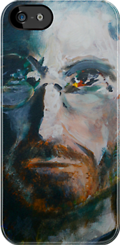IPhone Case of Steve Jobs Painting