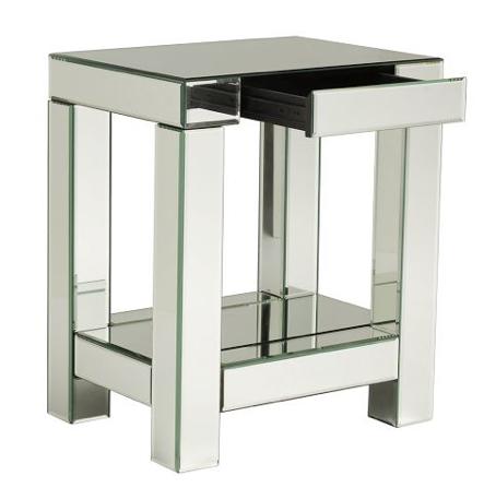 via West Elm Parsons End Table $399 - $199