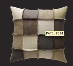 Coco Patchwork Cushion Via da La Cuona