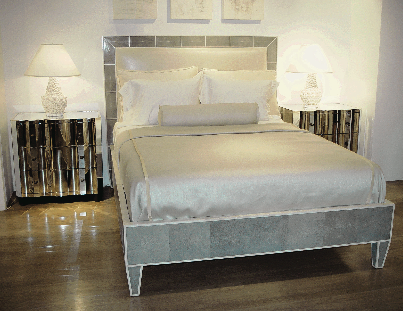Greylock Bed Via Ironies