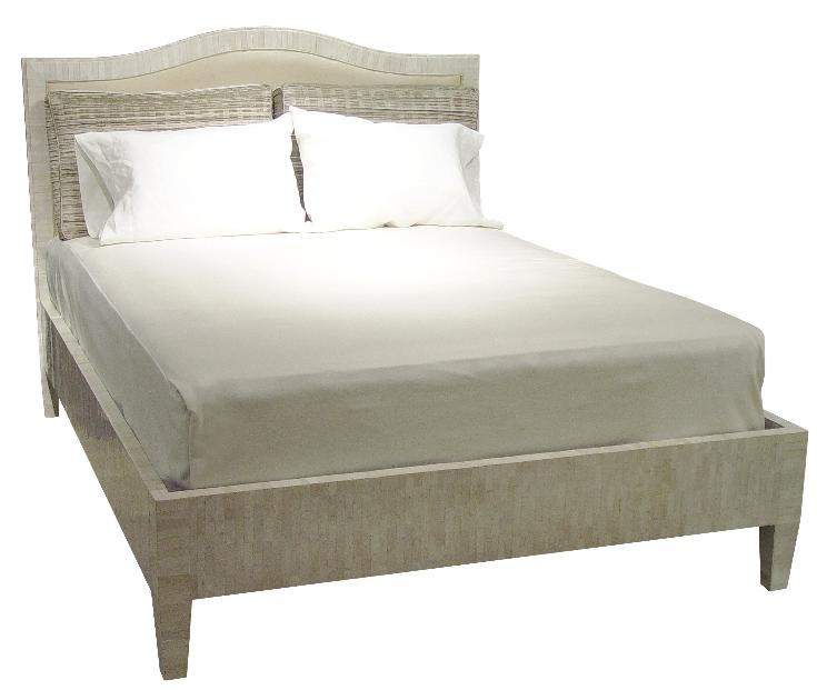 Araby Bed Via Ironies