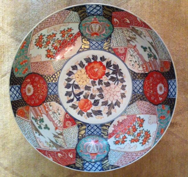 Stunning Japanese Bowl Via Spellacy-Schroeder Interiors