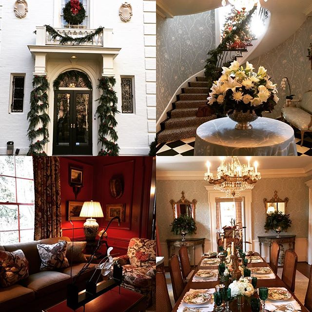 It's Starting to feel a lot like Christmas ☃️ Today we added the finishing touches to our Christmas Home Tour house🌲. #spellacyschroederinteriors #designerslife #christmasdecor #tistheseason