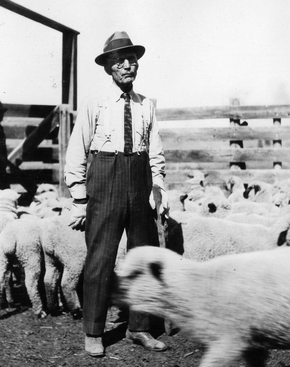 Henry Sieben circa 1936