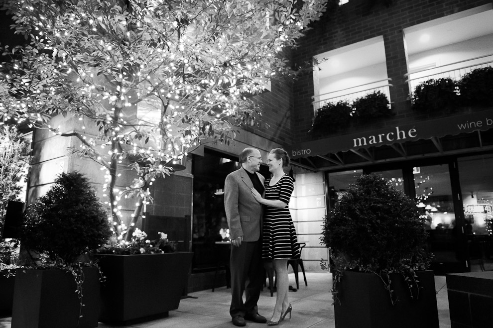 seattle-engagement-photography-tree-lights-middle-age-couple-inn-at-the-market-marche.jpg