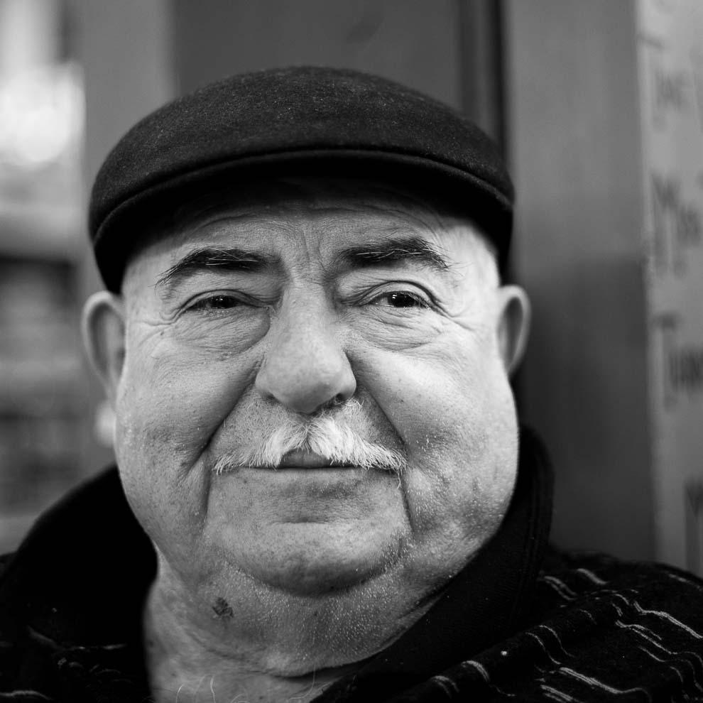 John Croce, December 2009