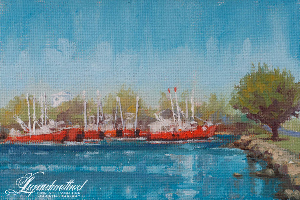 Phoebus Oyster Boats